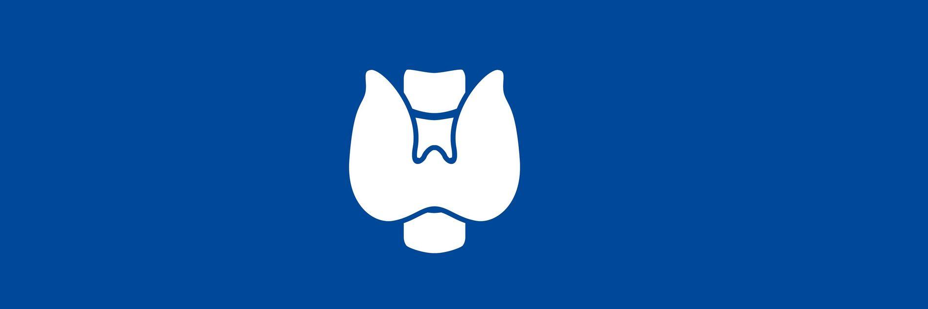 Icon Schilddrüsenkrebs